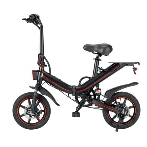 Ouxi v5 Electric Bike Foldable 400W 15Ah 70km max range