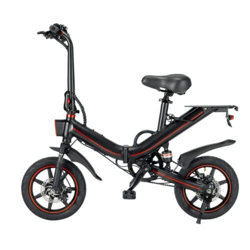 Ouxi v5 Electric Bike Foldable 400W 15Ah 70km max range