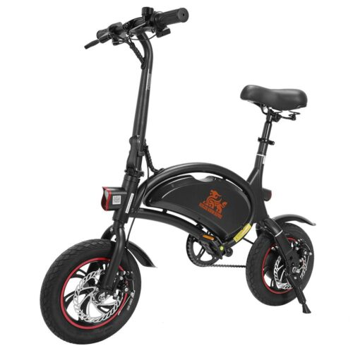Kugoo Kirin B1 Pro Support Pedal Or Electric Function Folding Electric Bicycle