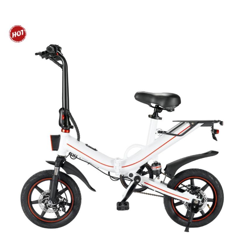 48V 500W bici elettrica di grande potenza