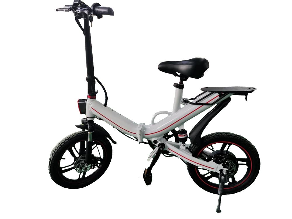 Electric Bike Foldable 500W