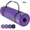 Yoga Mat for Pilates Gym Exercise